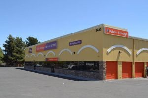 Public Storage - North Las Vegas - 2435 E Cheyenne Ave