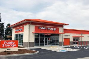 Public Storage - Puyallup - 16311 Meridian Ave E