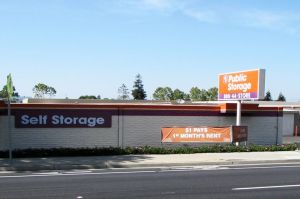 Public Storage - San Jose - 475 Tully Road