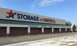 Storage of America - Oak Harbor