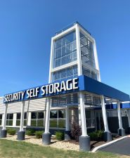 Security Self-Storage VII Ltd. National Award Winning Facility