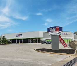 Store Space Self Storage - 1031