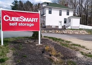 CubeSmart Self Storage MA Leicester Main St