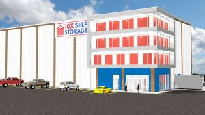 10X Self Storage Worcester