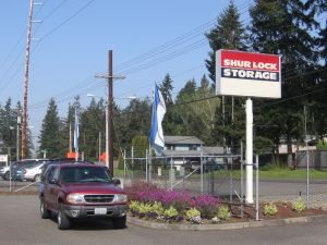 SHUR LOCK SELF STORAGE