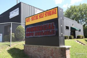 Safe Secure Self Storage - Lanza Ave